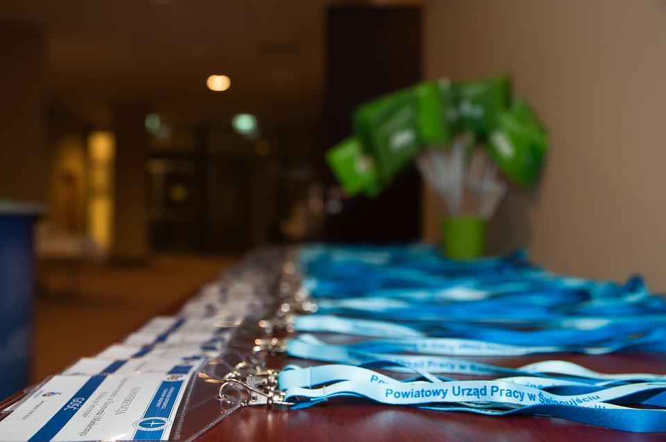 Materiały promocyjne konferencja Świnoujście