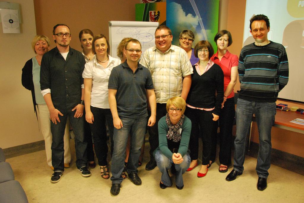 Zespół ds.promocji imarketingu usług runku pracy