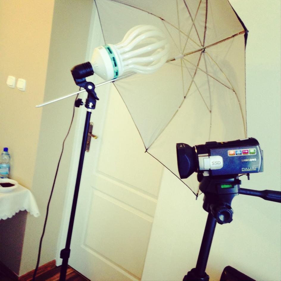 szkolenie sprzedażowe zkamerą