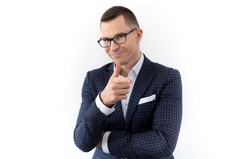 Mariusz Łodyga – CEO