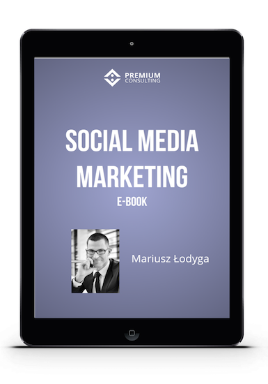 Social media marketing - Mariusz Łodyga