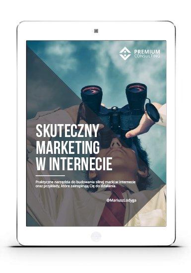 Skuteczny marketing wInternecie - Mariusz Łodyga