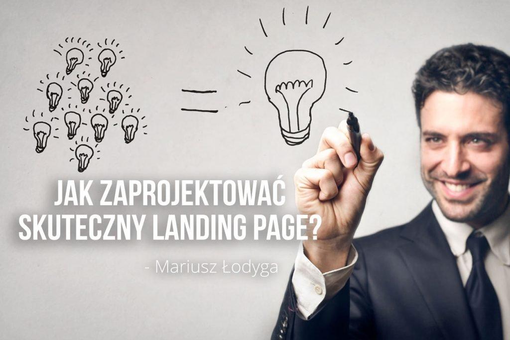 skuteczny landing page