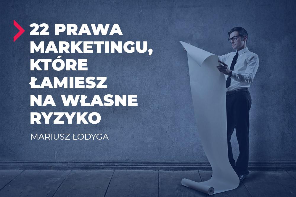 22 prawa marketingu