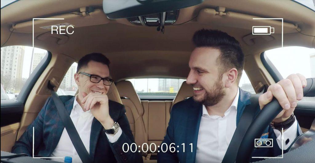 Business Rider, Paweł Siwiec, strategii marketingowej