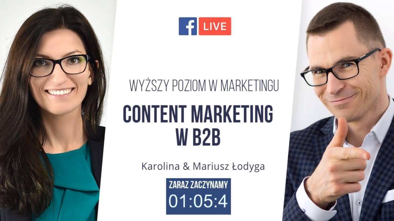 Content marketing w B2B