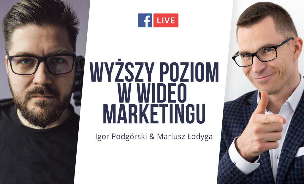 Wyższy poziom w wideo marketingu