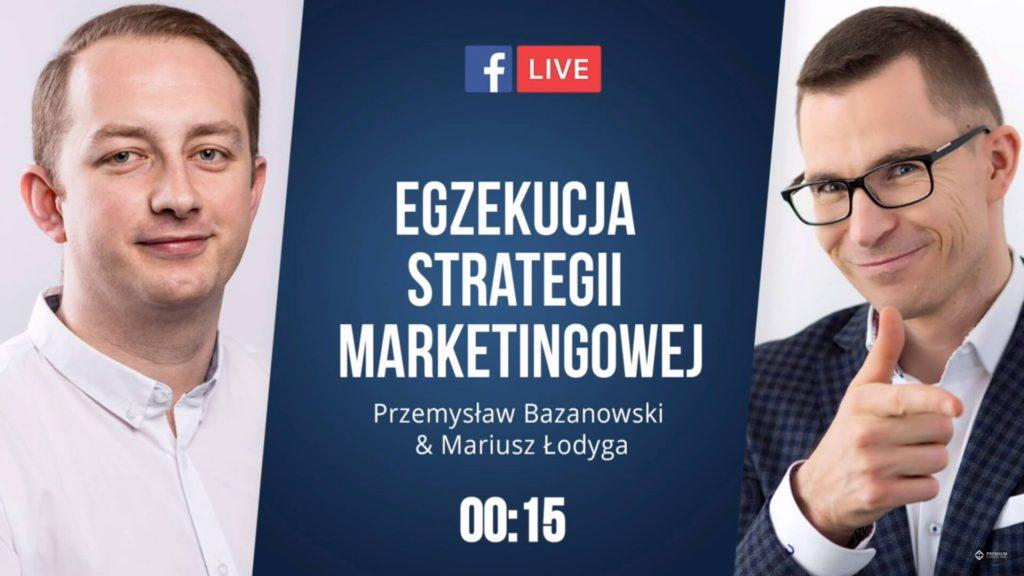 egzekucja strategii marketingowej