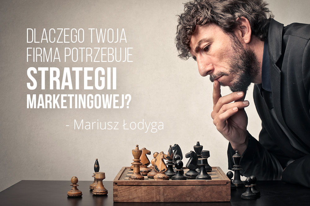 strategia marketingowa mariusz lodyga