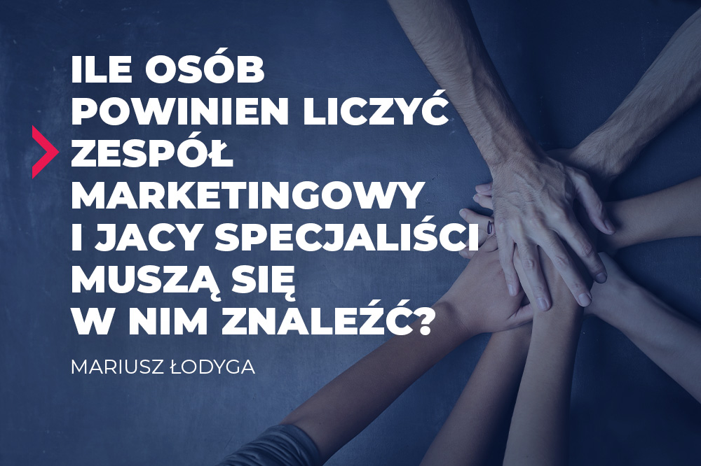 marketingowy zespół