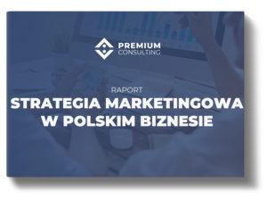 raport strategia marketingowa